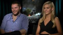 Speed Date: 'Transformers' Breakouts Jack Reynor and Nicola Peltz