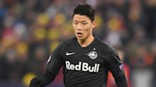 Hwang Hee-chan takes Werner's old number as he swaps Salzburg for RB Leipzig