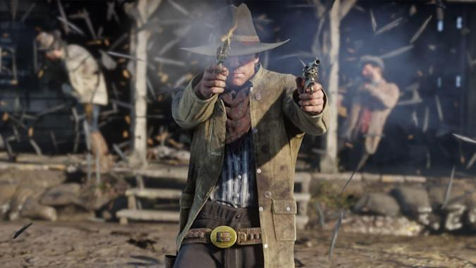 'Red Dead Redemption 2' starts its 100GB pre-release downloads tonight