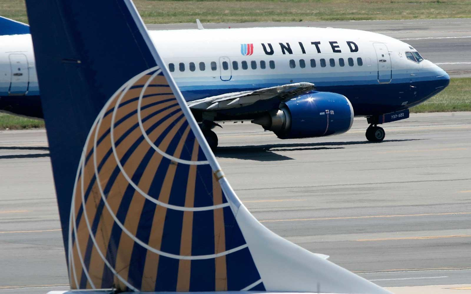 ua39 united airlines