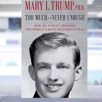 New details emerge from Mary Trump's tell-all book on the president