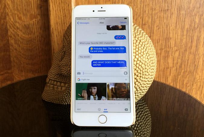 Google's iOS keyboard is the GIF and emoji app of my dreams