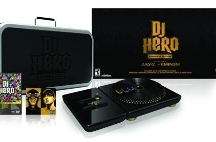 DJ Hero now rolling out around the world, around the world