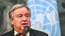 Guterres apresenta opções para proteger população palestina
