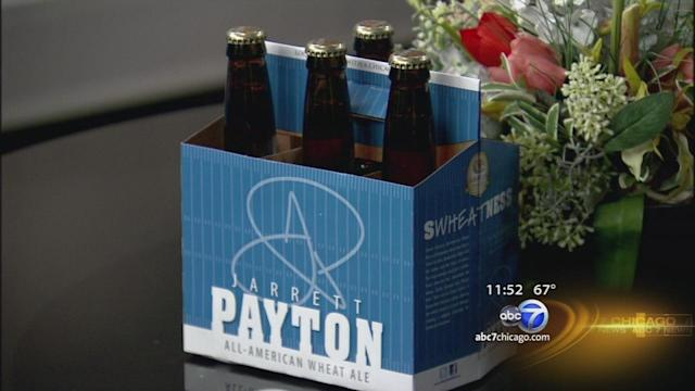 Jarrett Payton's NFL anniversary, wheat ale and more