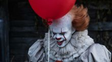 Pennywise The Clown from It seems to be the internet's new crush