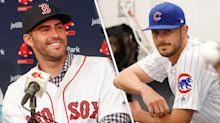 Fantasy Baseball Face-Off: J.D. Martinez or Kris Bryant?