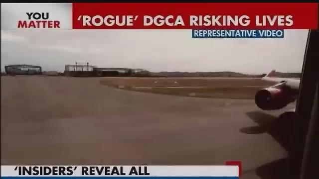 DGCA's shocking transgressions, compromising on passenger safety