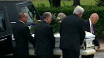 Texas family allegedly killed by ex-brother-in-law mourned at funeral
