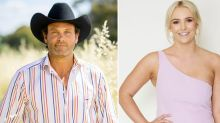 Farmer Wants a Wife's Hayley Love pregnant with Farmer Will's baby
