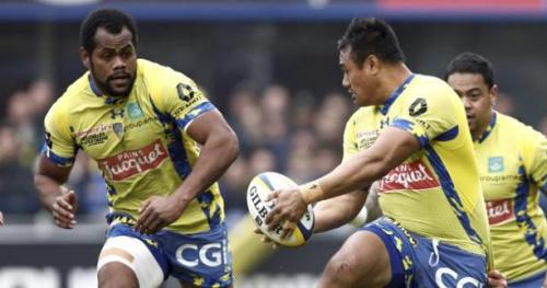 Rugby - CE - ASM - Champions Cup : Peceli Yato et Arthur Iturria (Clermont) titulaires face à Toulon