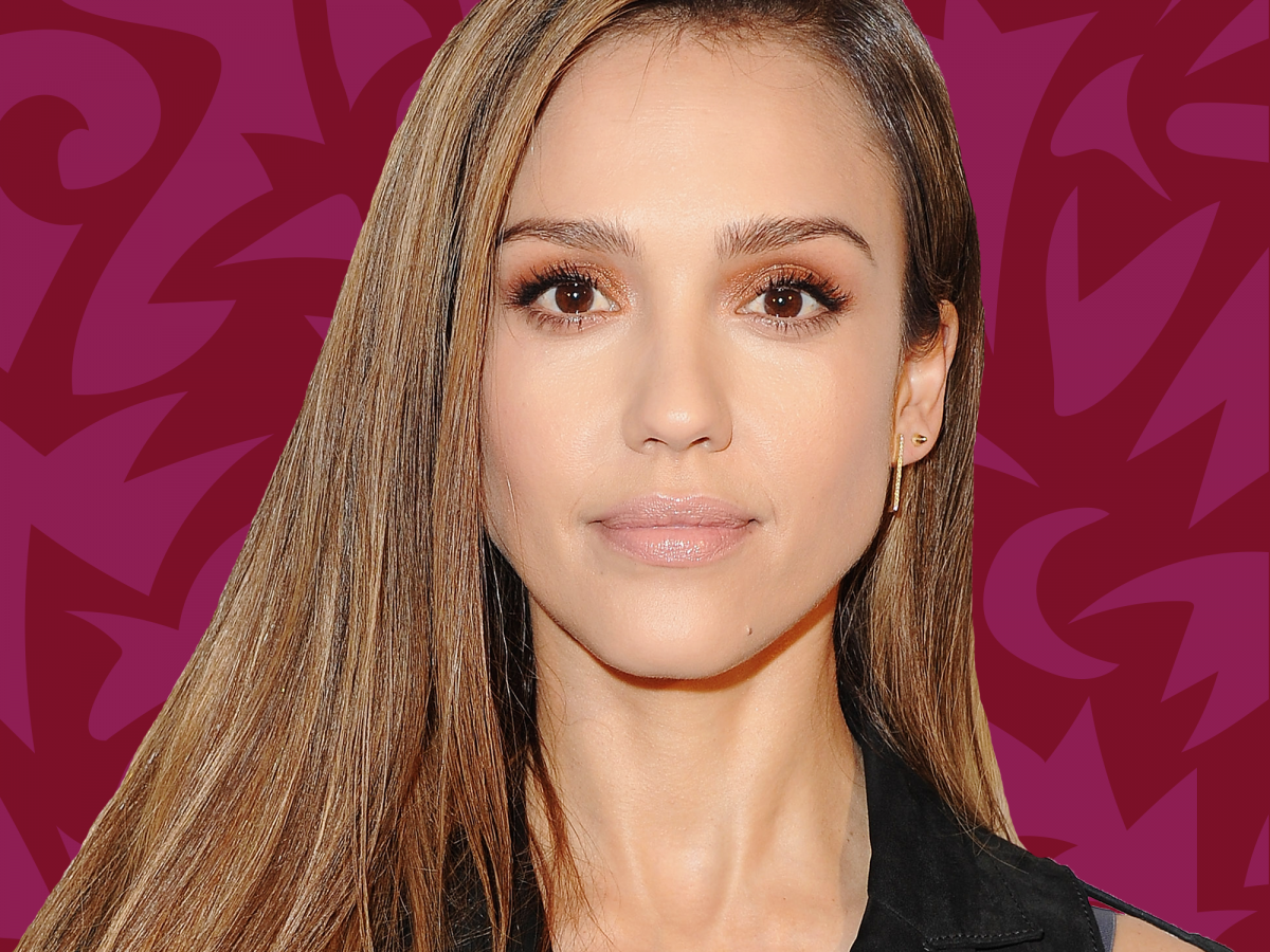 Jessica Alba Was Told She Couldn't Be A Leading Lady ...