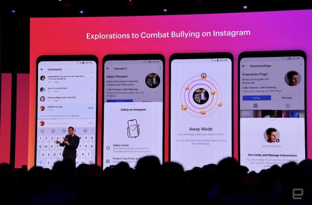 Instagram is testing more tools to combat bullying