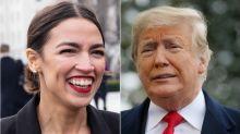 Alexandria Ocasio-Cortez Torches Trump For Shutdown In First House Floor Speech