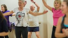 Zumba classes in care homes to save pensioners from cancer, strokes and hip fractures