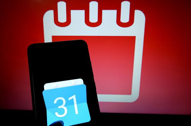 Android 11 can show personal events in your work Calendar