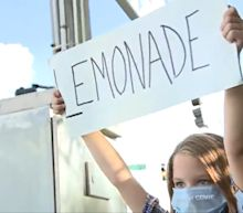 Family of five forced to rely on lemonade stand as only source of income due to coronavirus pandemic