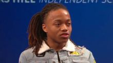 Teen told he can't attend graduation unless he cuts dreadlocks has been invited to the Oscars