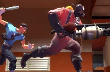 Team Fortress 2 may unite 360 and PC gamers