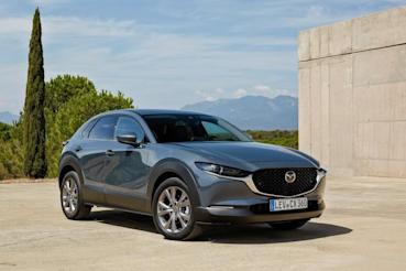Mazda CX-30榮獲「2020~2021日本自動車殿堂最佳設計大賞Car Design of the Year」