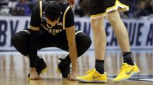 After 39 minutes of grit, Wichita State shrinks in crunch time in emotional loss to Kentucky
