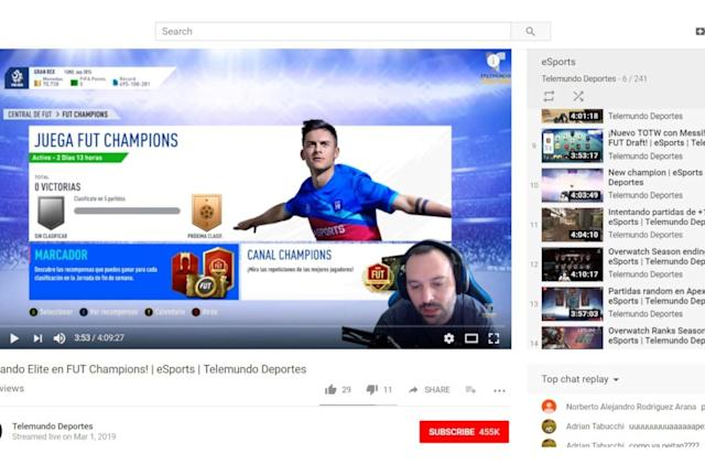The first Spanish-language esports channel launches in the US