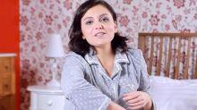 """Monica Iozzi diz que irmã pegou Covid-19 e culpa empresa: """"Egoísmo"""""""