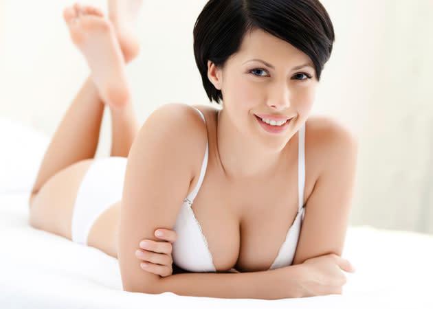schmale brüste