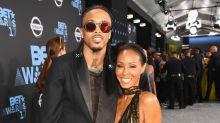 August Alsina, rapper que teve affair com Jada Pinkett Smith, diz que se sente parte da família de Will Smith
