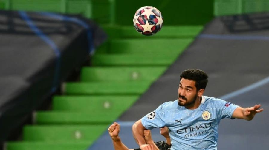 Fußball-Nationalspieler Ilkay Gündogan mit dem Coronavirus infiziert