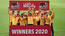 Ben Duckett and Dan Christian lead Nottinghamshire to second T20 Blast title