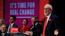 """Partido Laborista revela un plan socialista """"radical y ambicioso"""" para rehacer Reino Unido"""