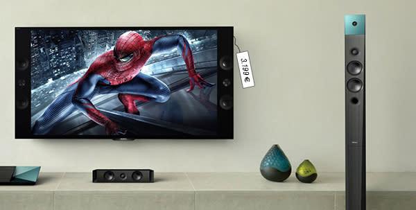 La gama de televisores BRAVIA de Sony para el 2014 ya tiene precio