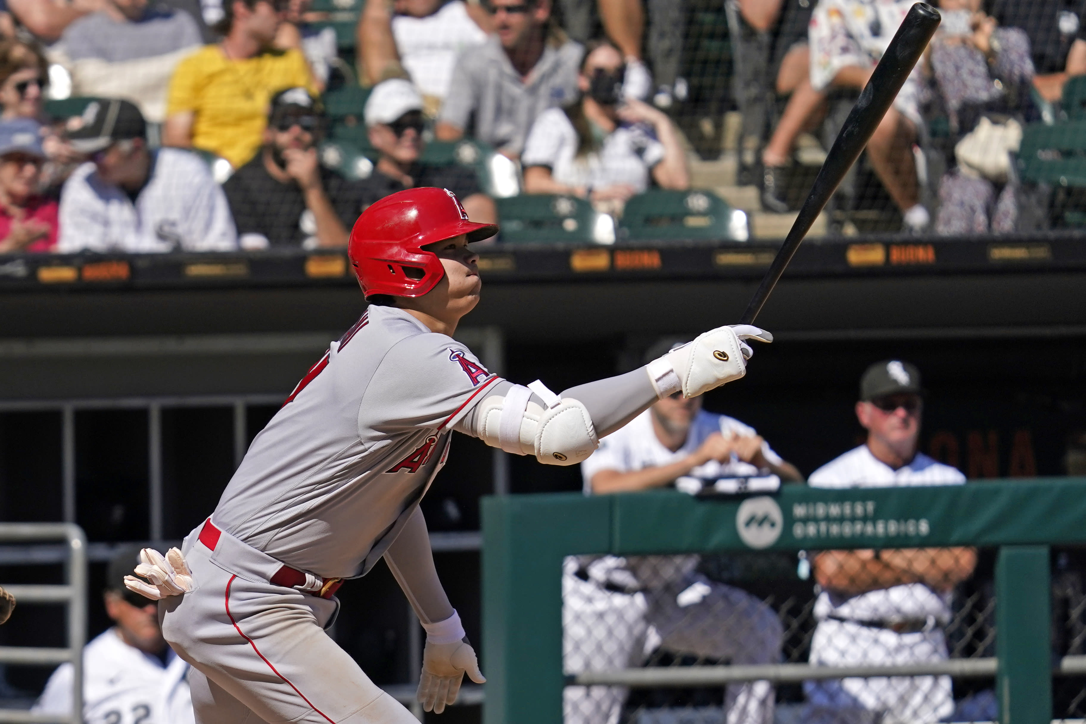 Chicago's Wright banned 3 games, hit Ohtani with pitch