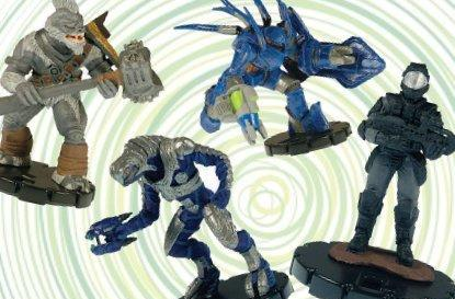 Behind the scenes with Halo ActionClix