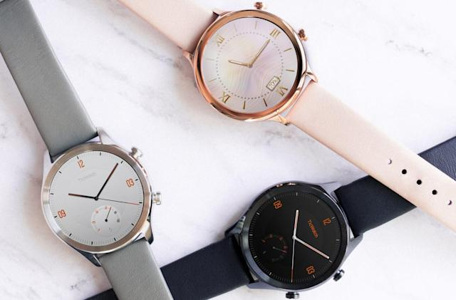 Mobvoi's TicWatch C2 brings classic looks to Wear OS