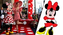Minnie Mouse gets her Walk of Fame star 40 years after Mickey, because sexism