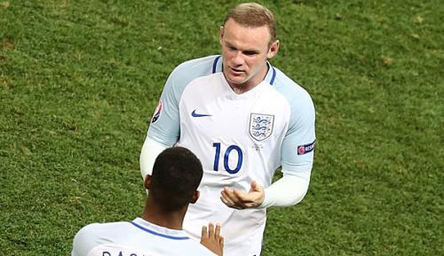 International: EM: Rashford erzählt von Rooneys Ansprache