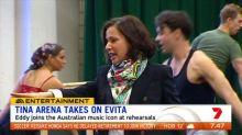 Tina Arena takes on Evita