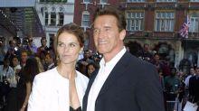 Arnold Schwarzenegger y Maria Shriver educan a sus hijos en la importancia del trabajo duro