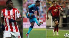 Gossip: Man Utd 'target Zouma' but Chelsea 'want Martial in return', Rose 'to quit Tottenham for Schalke', Arsenal 'target £90m Dembele'