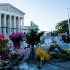 Trump suggests Democrats manufactured Ginsburg's final wish