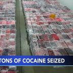 More than 5 tons of cocaine seized in Costa Rica