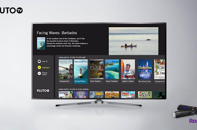 Viacom buys streaming startup Pluto TV for $340 million
