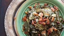 Soulful Collard Greens and Crisped Bacon from 'Down South Paleo'