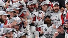 Capitals beat Golden Knights to win their first Stanley Cup