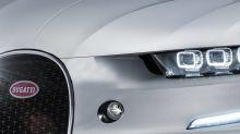 Bugatti electric SUV rumoured to use Rimac tech