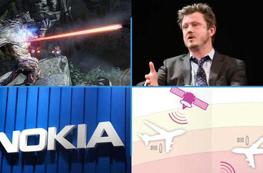 Daily Roundup: Nokia joins Microsoft, a traveler's guide to in-flight WiFi, and more!