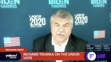 Union members voted for Biden after Trump 'abandoned' them: AFL-CIO president