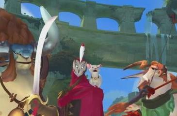Motiga's new multiplayer game, Gigantic, is a MOBA